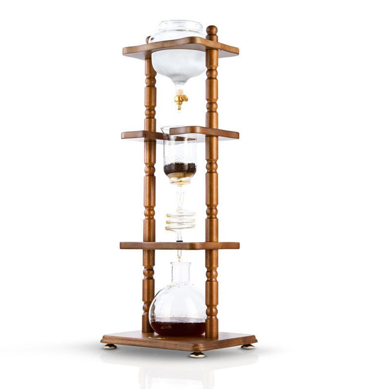 Yama Cold Brew Tower, Small Brown