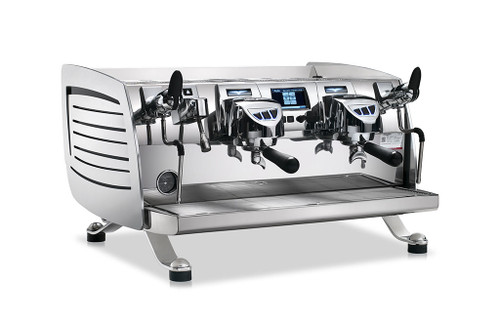 Victoria Arduino Black Eagle T3 2 Group Steelux Espresso Machine