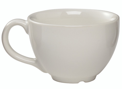Rattleware Cremaware Cup, 12 oz, white