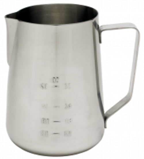 Rattleware 48 oz Graduated Latte Art Pitcher
