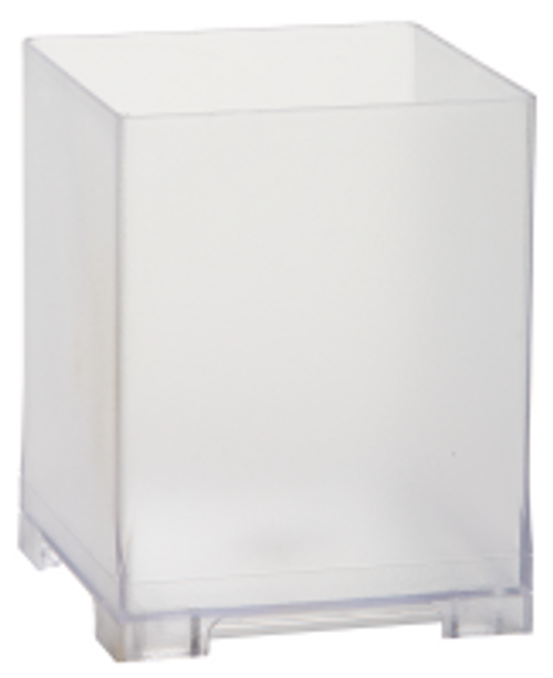 """Rattleware Snap Bin, 5.5"""", Frosted"""