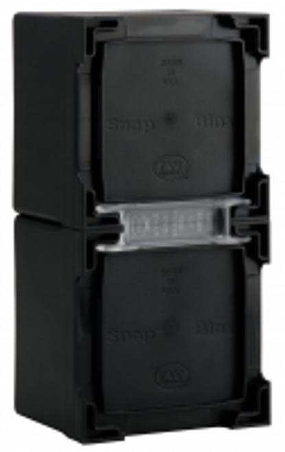 Rattleware Snap Bin Connectors, dozen