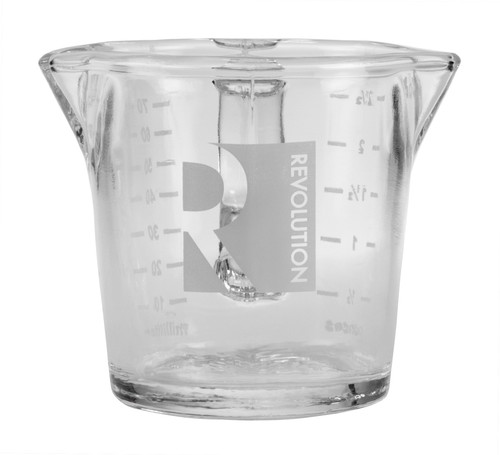 Revolution Shot Glass 3 oz Shot Pitcher, Glass