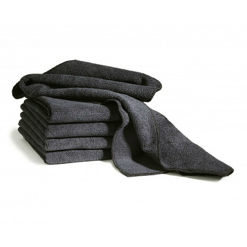 Microfiber Bar Towel-Black