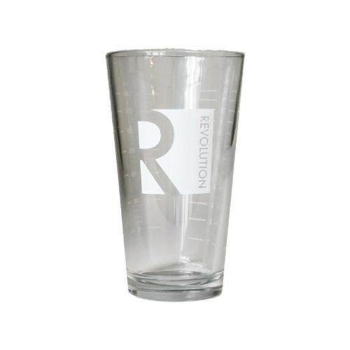 Revolution Mixing Pint Glass