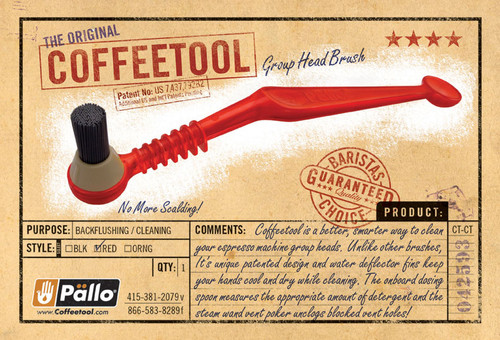 Pallo Coffee Tool