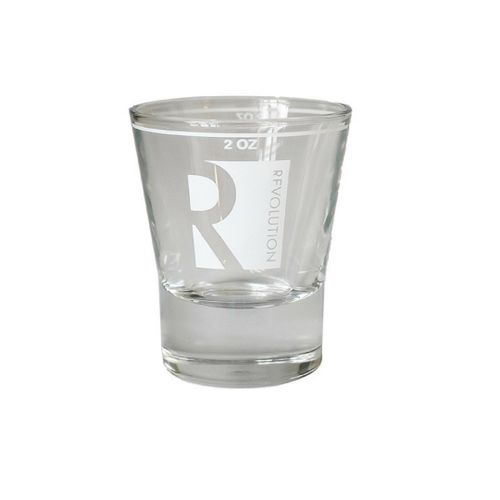 Visions Flare Shot Glass, 2.5oz