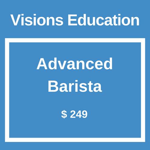 Advanced Barista