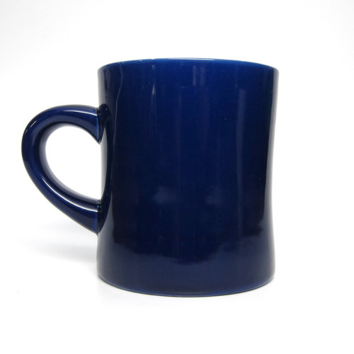 Revolution Diner Mug Blue, 11oz