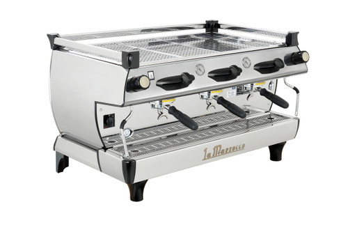 La Marzocco GB5 4 Group MP Mechanical-Paddle Espresso Machine (3 group pictured)
