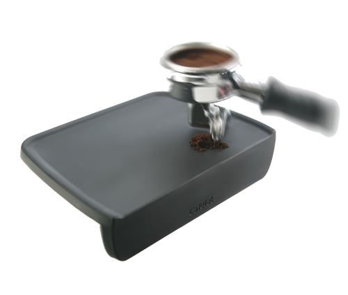 CafeLat Corner Tamp Mat