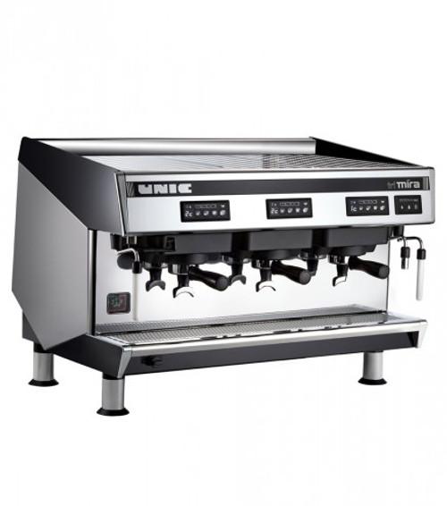 Unic Tri Mira Volumetric Espresso Machine