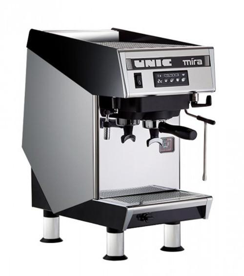 Unic Single Mira High Profile Volumetric Espresso Machine