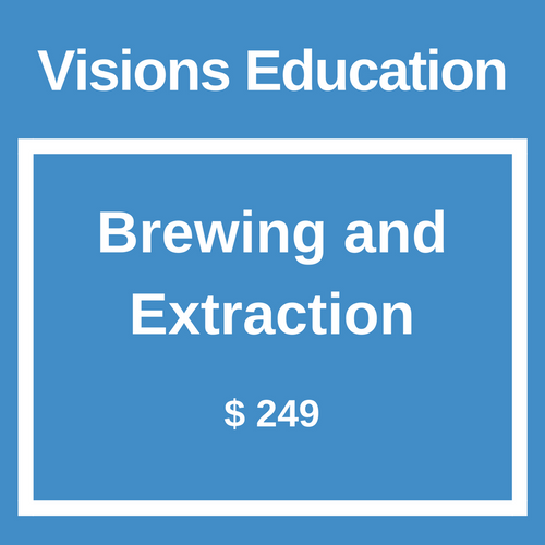 Brewing and Extraction