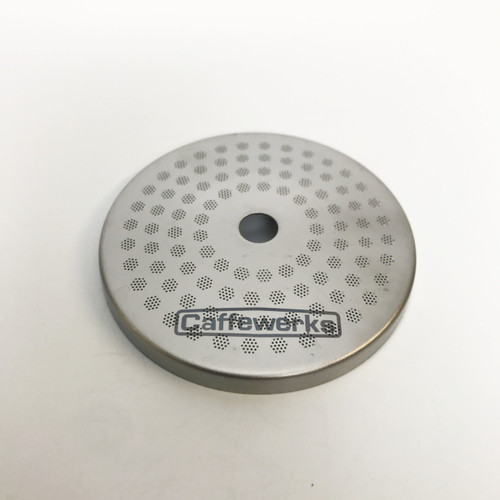 Caffewerks Precision Flow Group Screen - fits 58 mm
