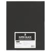 11x14 5pk Super Black Presentation & Mounting Boards
