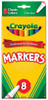 Crayola Classic Thin Line Markers 10pc
