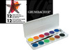 Grumbacher Opaque Watercolor 12pc Set