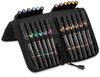 Prismacolor Brush Marker 24pc Set w/Case