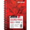 Koh-I-Noor Colored Pencil Pad 5.5x8.5