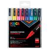 Posca Acrylic Paint Marker Set 8-Color Fine