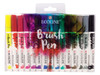 Ecoline Watercolor Brush Pen 15-color Set