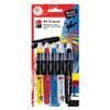 Marabu Mixed Media Art Crayon Primary Set
