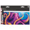Graphix Aqua Pen Octopy 24pc Set