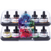 Ecoline Watercolor Mixing 30ml Pipette Jar Set
