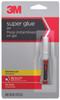 Super Glue Gel 18007 2gm 1/Cd