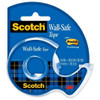 Scotch Wall Safe Tape 3/4-inch x 18-yard