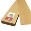 "Basswood Flooring/Siding 3"" x  3/8"" x 24"""