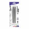 Pentel Color Brush Pen Refill Ink Cartridges