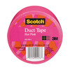 Scotch Duct Tape for Artists Pink 1.88in x 20yd