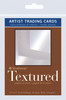 Artist Trading Card Pack Textured Paper