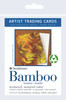 Artist Trading Card Pack Bamboo