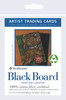 Artist Trading Card Pack Black Board