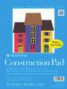 Kids Construction Paper Pad 9 x 12