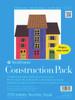 Kids Series Construction Paper Bulk Pack