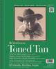 Toned Sketch Paper Pad Series 400 9 x 12 Tan