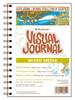 Visual Journal Mixed-Media 5.5 x 8