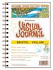 Visual Journal Bristol 5.5 x 8 Vellum