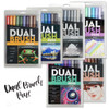 Tombow Dual Brush Pen 10-Piece Sets