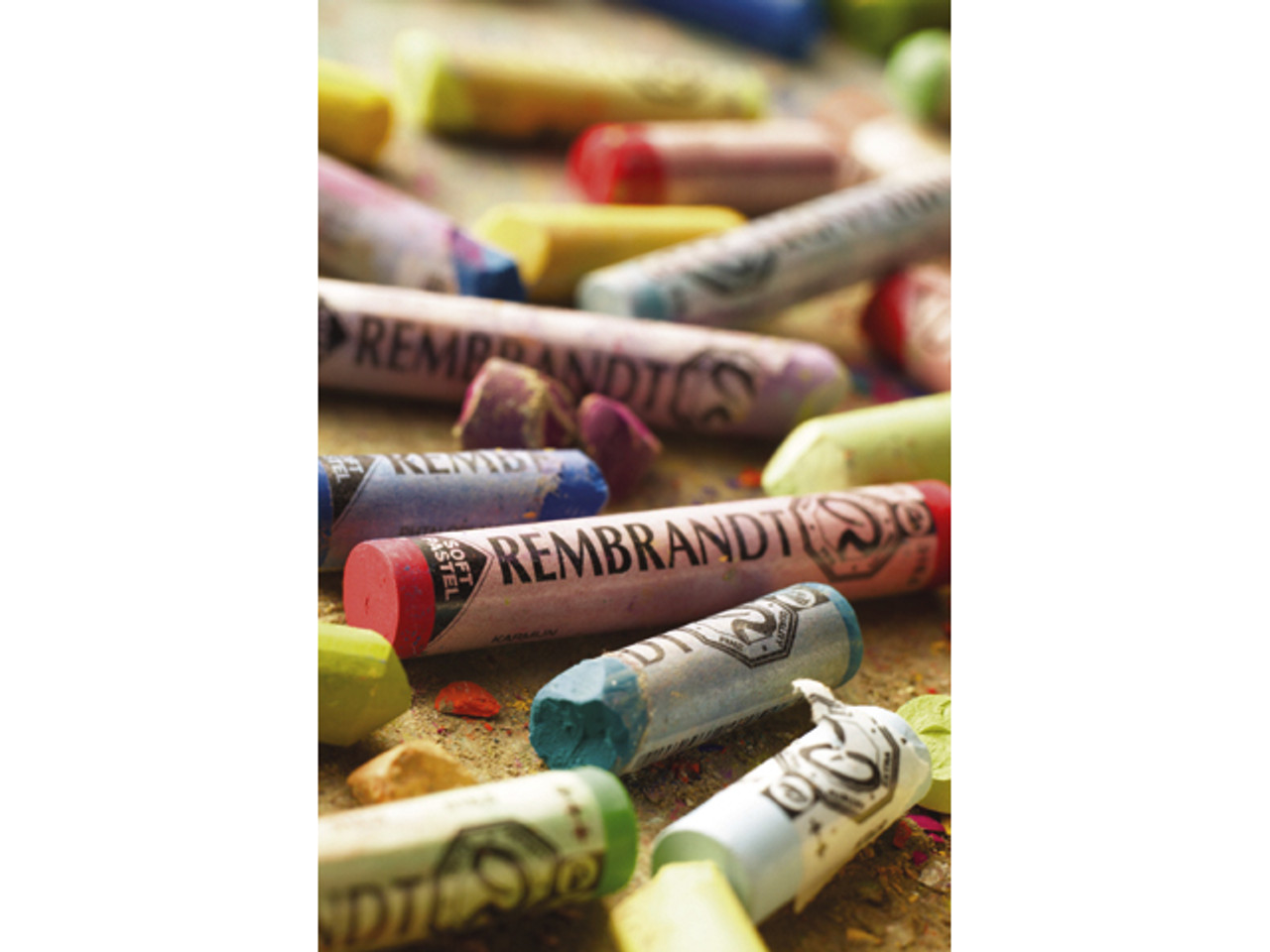 Rembrandt 60pc Half Stick Pastel Set