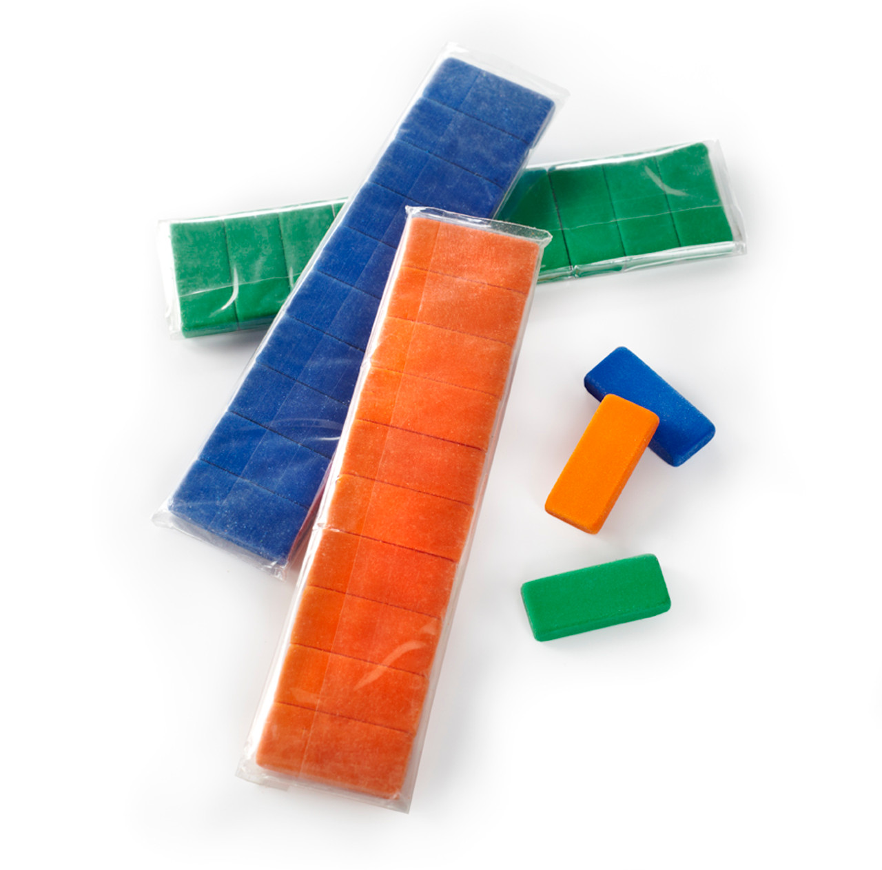 Blackwing Erasers Orange 10 piece