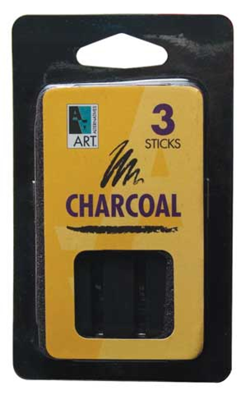 Charcoal Drawing Sticks