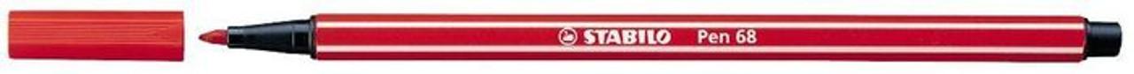 Stabilo Pen 68 Wallet of 10 Assorted