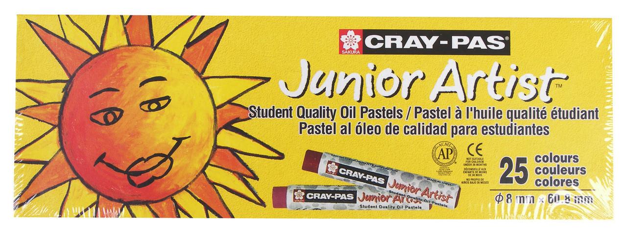 CrayPas Jr Asst Set 25pc
