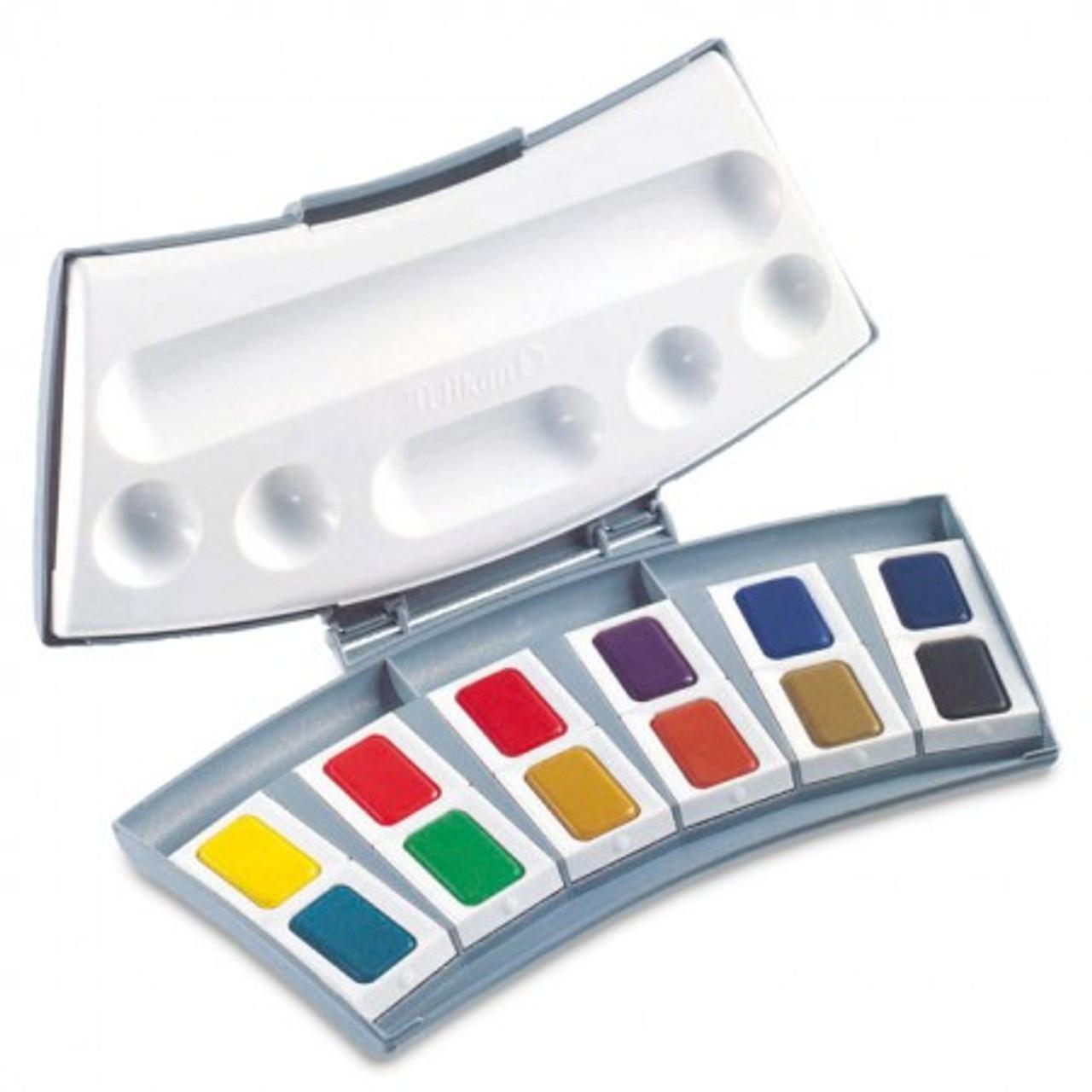 Pelikan Transparent Watercolor 12pc Set