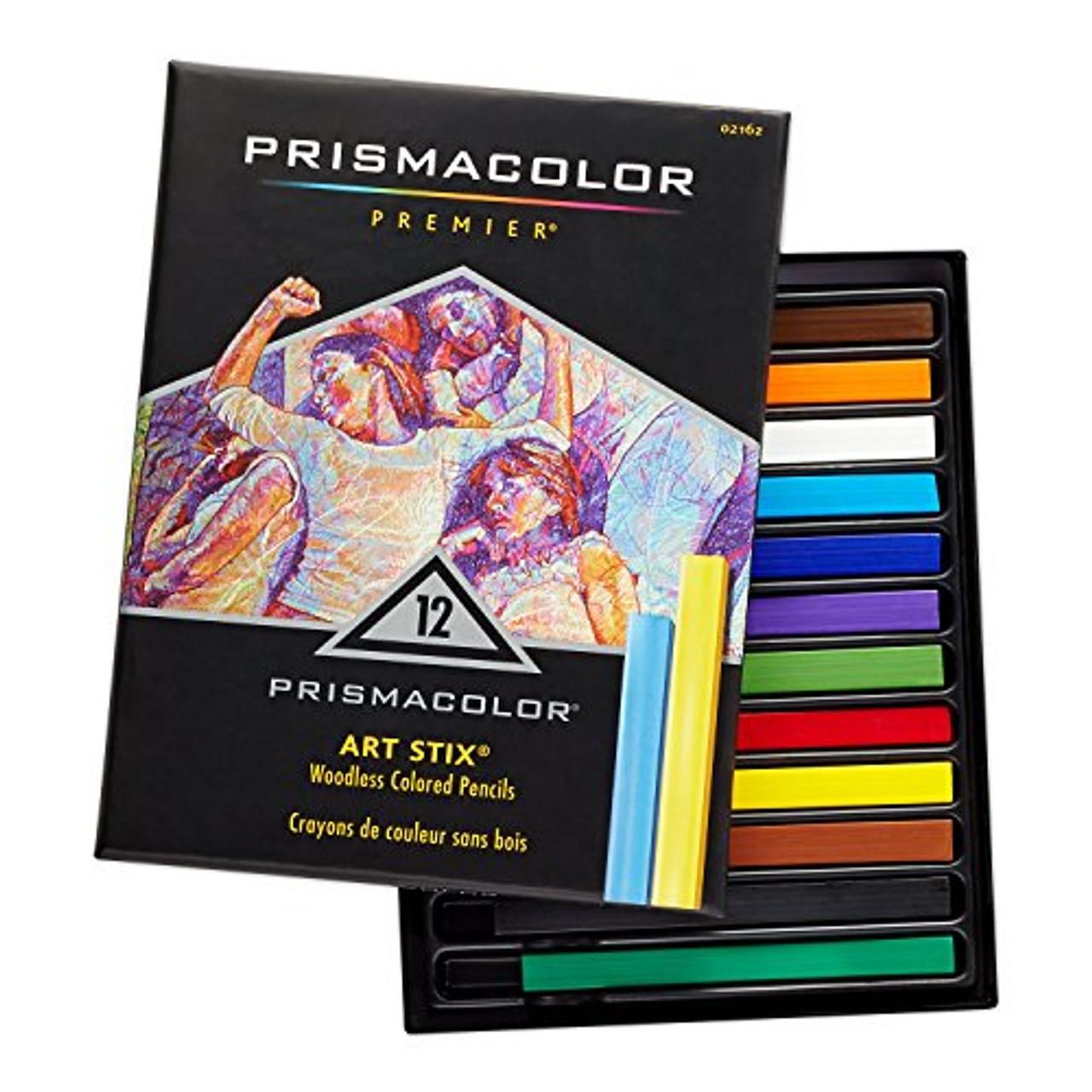 Prismacolor Art Stix 12pc Set